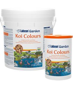 labcon garden koi colours