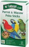 labcon club parrot & macaw psita sticks